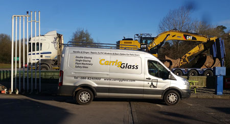 about carrig glass and glazing